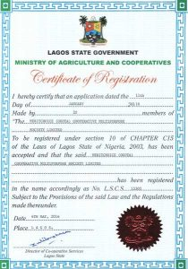 MeritChoice (Okota) Cooperative Agriculture Multipurpose Society Limited
