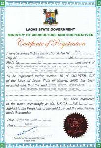 Grace (Okota) Cooperative Agriculture