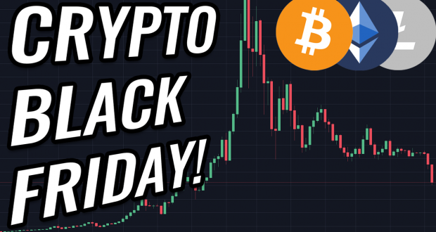 Black Friday Discount for Cryptocurrency Trading Training
