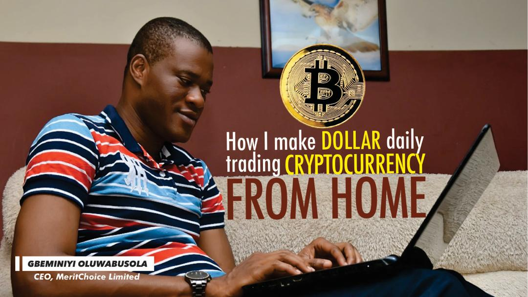 How I Make Dollars Daily Trading Cryptocurrency From The Comfort of My Home